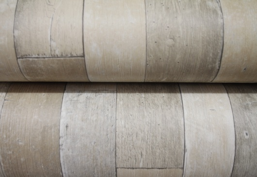 Vinyl vrolijks tapijt totaal